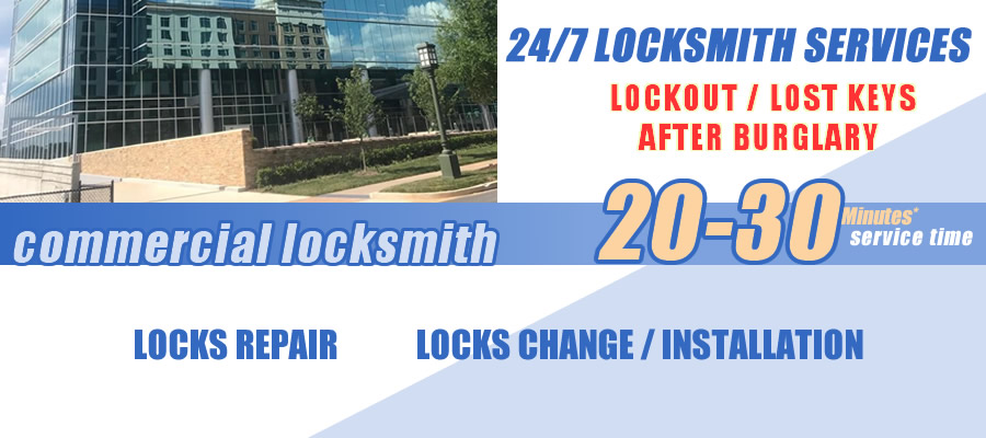 Commercial locksmith Marietta